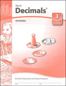 Key to Decimals Book 3: Dividing