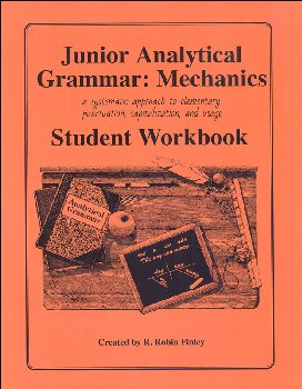 Extra Junior Analytical Grammar: Mechanics Workbook