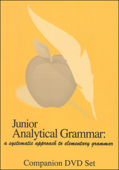 Junior Analytical Grammar Companion DVD Set
