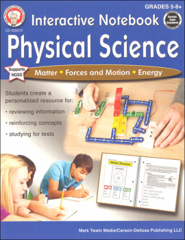 Interactive Notebook: Physical Science