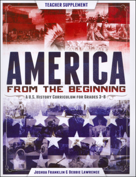 America From The Beginning Teacher Guide and CD-ROM