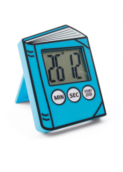 Children's Reading Timer - Blue
