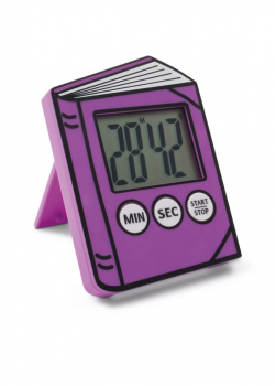 Children's Reading Timer - Purple