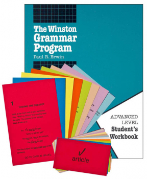 Advanced Winston Grammar Student Pack