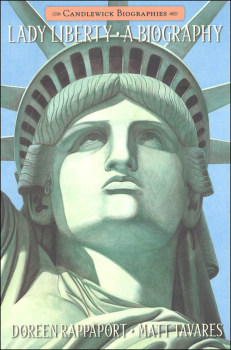 Lady Liberty (Candlewick Biographies)