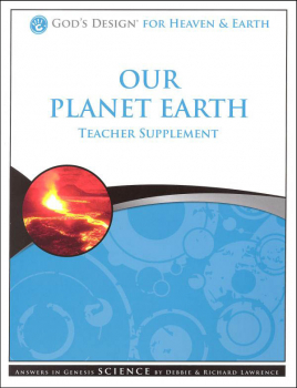 Our Planet Earth Teacher Supplement 3rd Edition