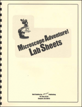 Microscope Lab Sheets Only
