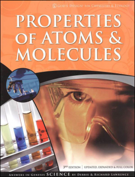 Properties of Atoms & Molecules COLOR 3rd Edition