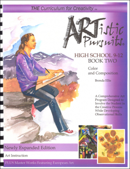 ARTistic Pursuits High School Gr 9-12 Book Two 3rd ed - Color and Composition