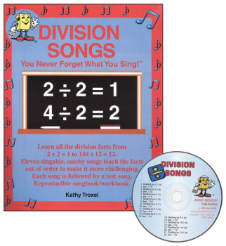 Division Songs Kit w/ CD