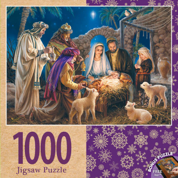 Child is Born Puzzle - 1000 pieces