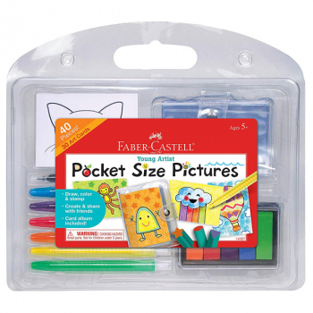 Young Artist Pocket Size Pictures Kit