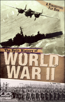 Split History of World War II (Perspectives Flip Book)