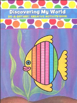 Discovering My World Creative Art Book