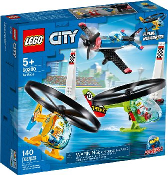LEGO City Airport Air Race (60260)