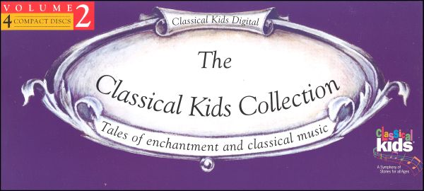 Classical Kids Collection Vol. 2 CDs