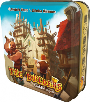 Builders Middle Ages Game