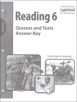 Calls to Courage Quizzes & Tests Answer Key Sunrise 2nd Edition