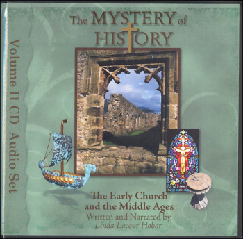 Mystery of History V2 Audio CD Set