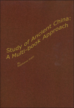 Study of Ancient China: Multi-Book Approach (Black & White)
