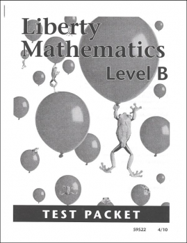 Liberty Mathematics Level B Tests