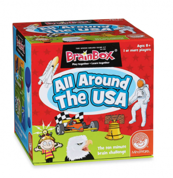 BrainBox: Around the USA
