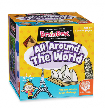 BrainBox: Around the World