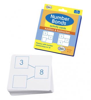 Number Bonds Activity Cards: Addition & Subtraction