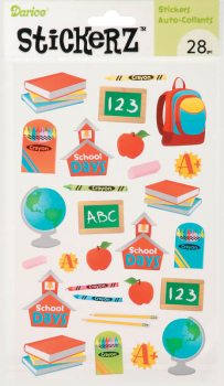 StickerZ: Elementary School Days (28 pieces)