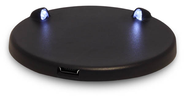 Blue LED Base (LED Display Bases)
