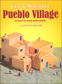 Cut & Essemble Pueblo Village