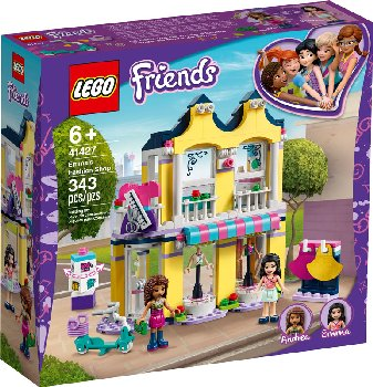 LEGO Friends Emma's Fashion Shop (41427)