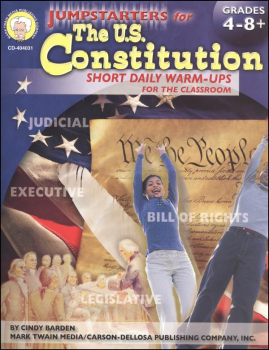 Jumpstarters for the U.S. Constitution