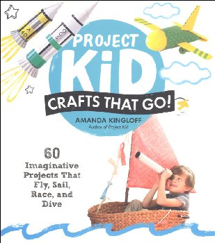 Project Kid Crafts That Go!