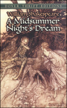 Midsummer Night's Dream Thrift Edition