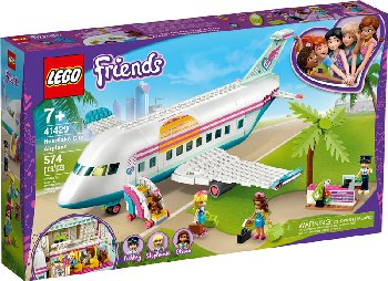 LEGO Friends Heartlake City Airplane (41429)