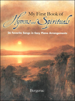 My First Book of Hymns and Spirituals