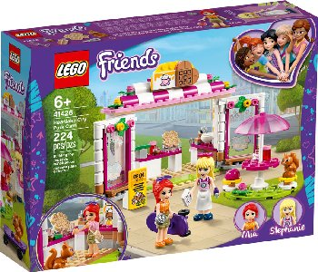 LEGO Friends Heartlake City Park CafT (41426)