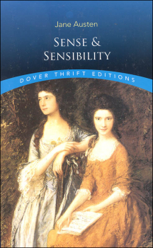 Sense and Sensibility Thrift Edition