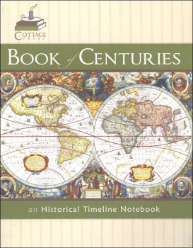 Book of Centuries Historical Timeline Notebook