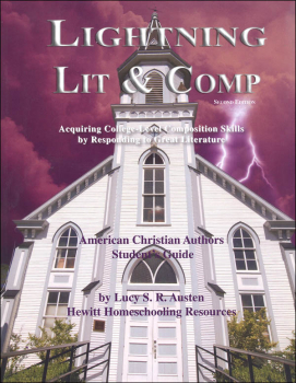 Lightning Literature & Composition American Christian Literature Student Guide