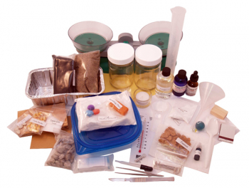Alpha-Omega Science Lab Kit Grade 5