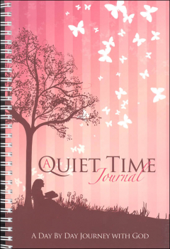 Quiet Time Journal - Gospel of John (Pink)