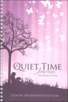 Quiet Time Journal - Gospel of Luke (Purple)