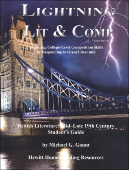 Lightning Literature & Composition British Literature Mid -Late 19th Century Student Guide