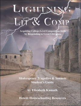 Lightning Literature & Composition Shakespeare Tragedies and Sonnets Student Guide