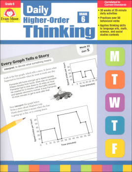 Daily Higher-Order Thinking: Grade 6