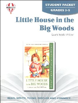 Little House in Big Woods Student Pack