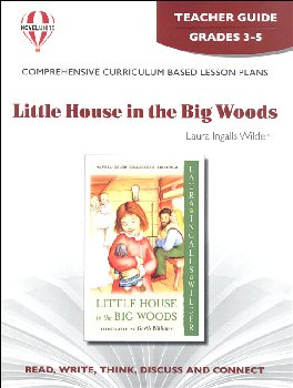 Little House in Big Woods Teacher Guide