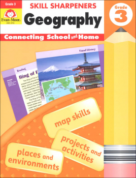 Skill Sharpeners: Geography - Grade 3